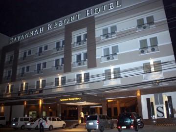 Savannah Resort Hotel In Balibago Angeles City Philippines